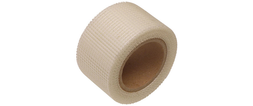 Hyde Tools 09062 Self-Adhesive Fiberglass Joint Tape, 2 x 50' Roll