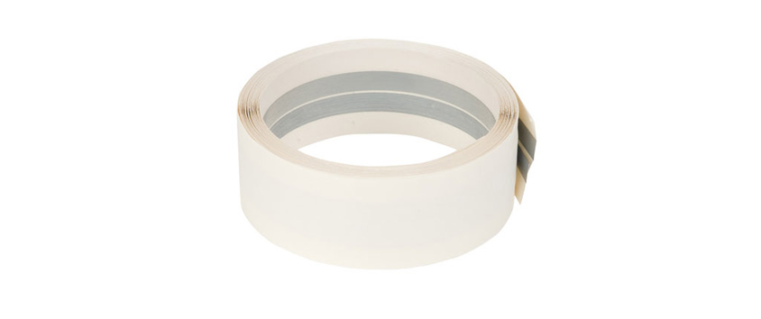"Hyde Tools 09891 Metal Reinforced Corner Tape, 2"" x 25' Roll"