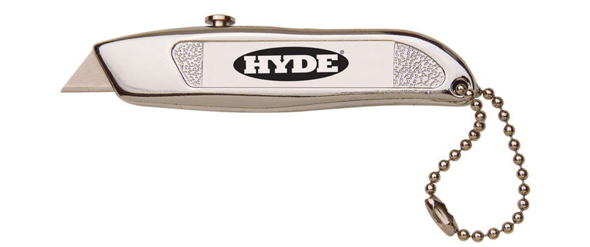 Hyde Tools 42025 Mini Top Slide Utility Knife