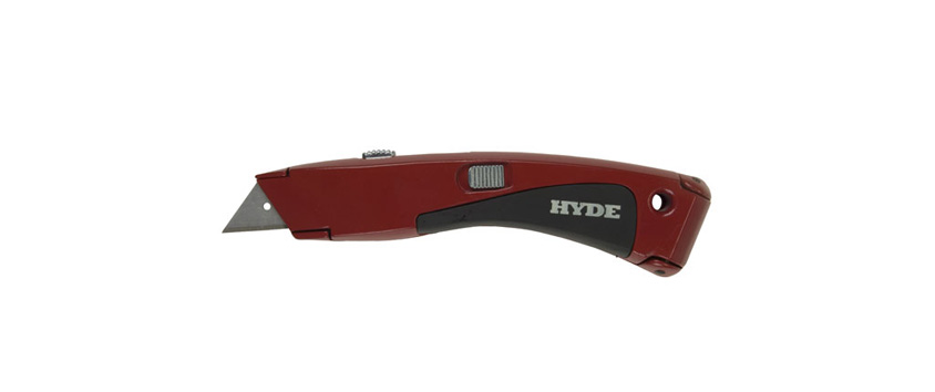Hyde Tools 42081 MAXXGRIP® Utility Knife